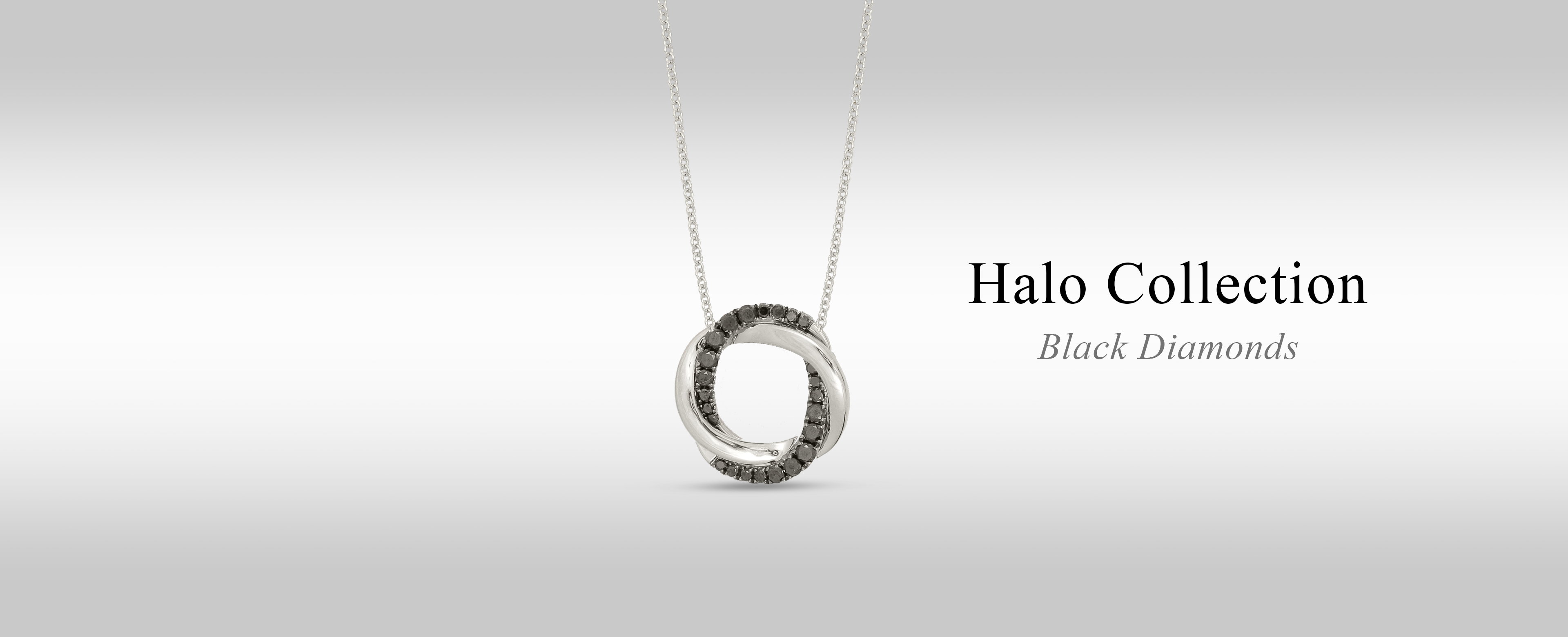 diamond Halo pendants